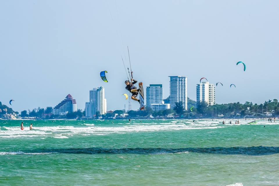 Kitesurfing Hua Hin Attractions